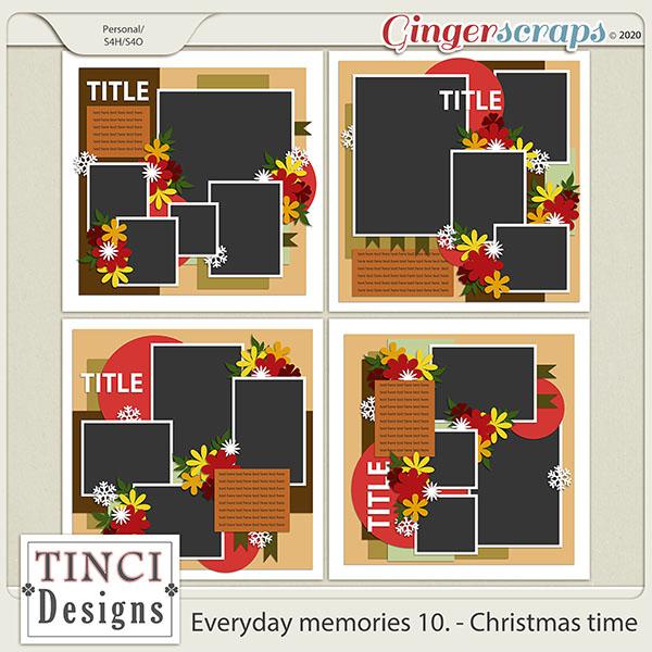 Everyday memories 10. - Christmas time