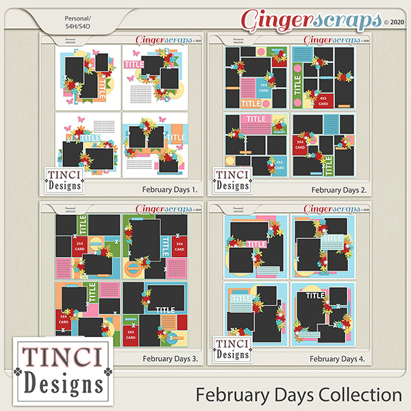 February Days Collection