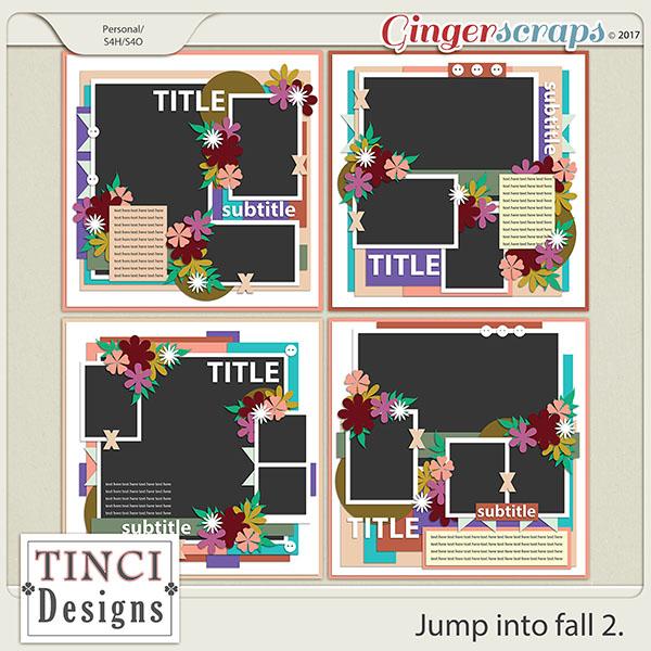 Jump into fall 2.