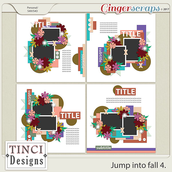 Jump into fall 4.