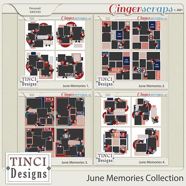 June Memories Collection