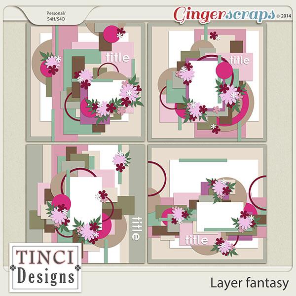 Layer fantasy