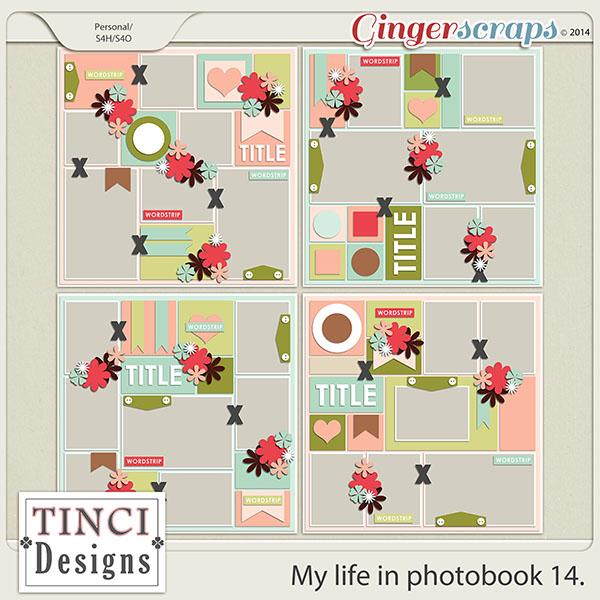 My life in photobook 14.