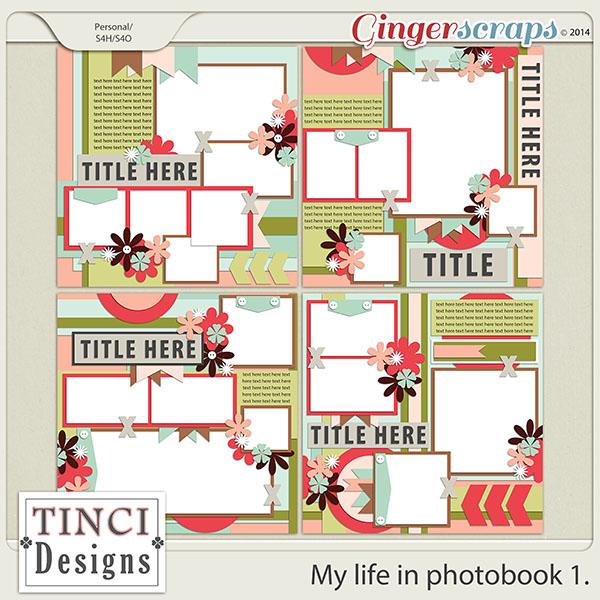 My life in photobook 1.