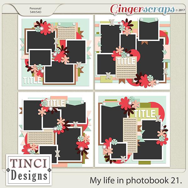 My life in photobook 21.