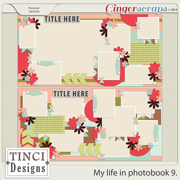 My life in photobook 9.