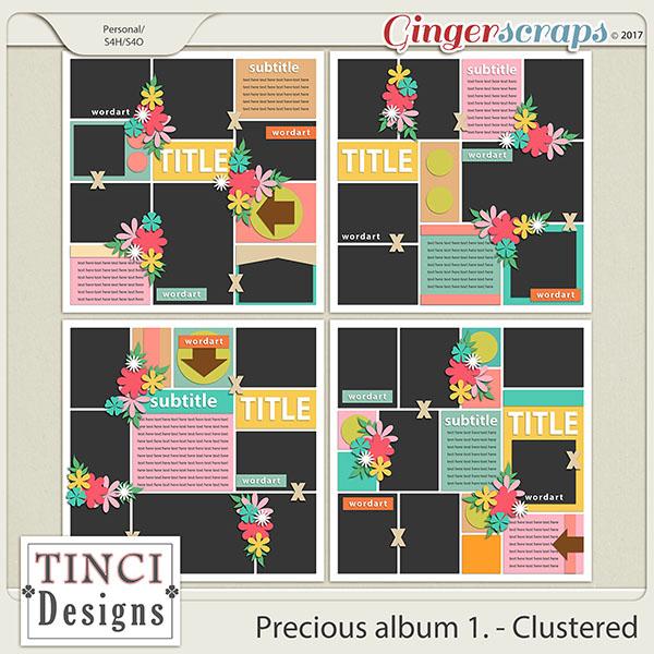Precious album 1. - Clustered