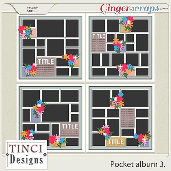 Pocket album 3.