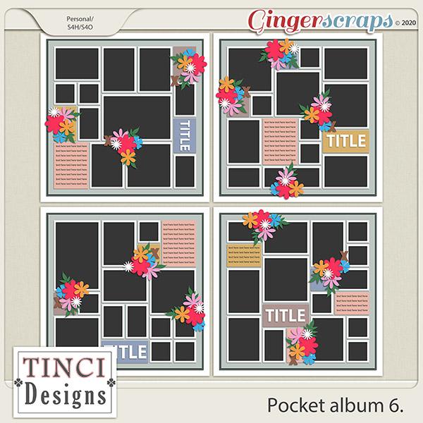 Pocket album 6.