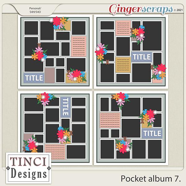 Pocket album 7.