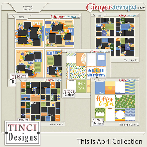 This is April Collection