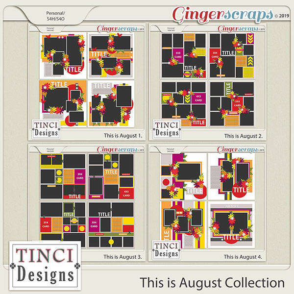 This is August Collection