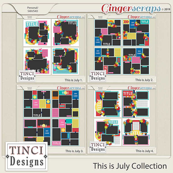 This is July Collection