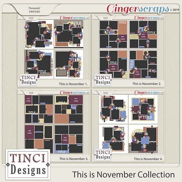 This is November Collection