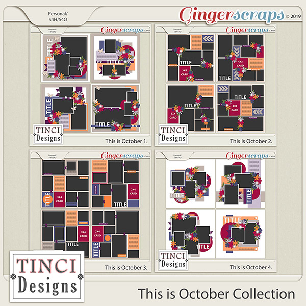 This is October Collection