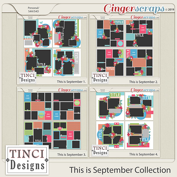 This is September Collection