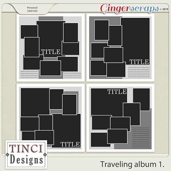 Traveling album 1.