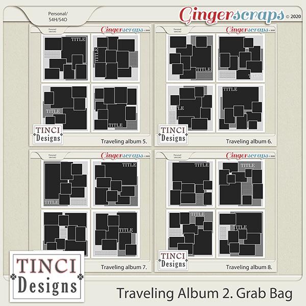 Traveling Album 2. Grab Bag