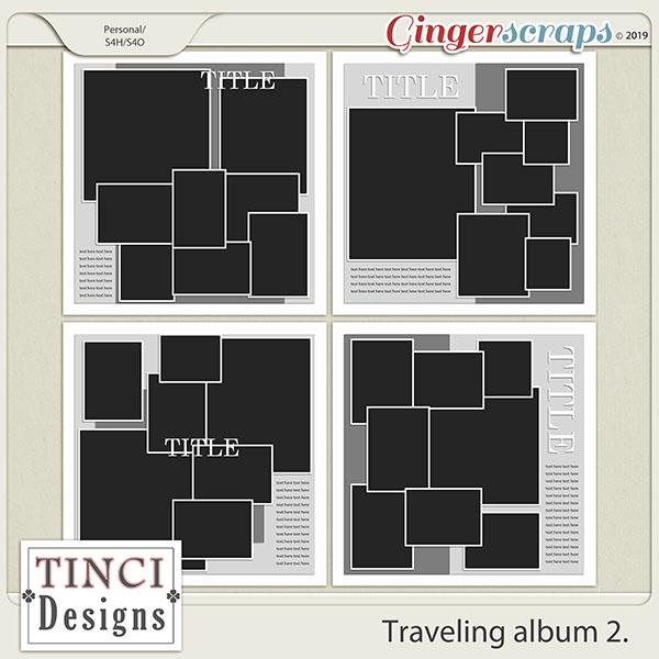 Traveling album 2.