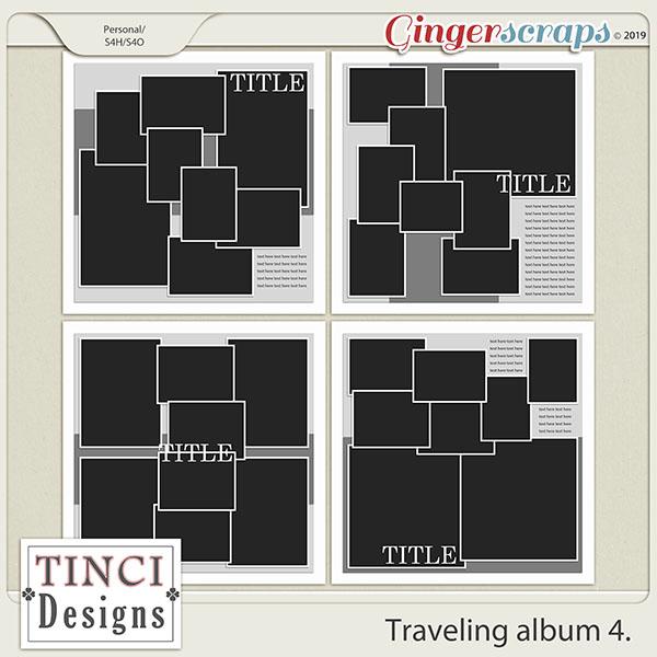 Traveling album 4.
