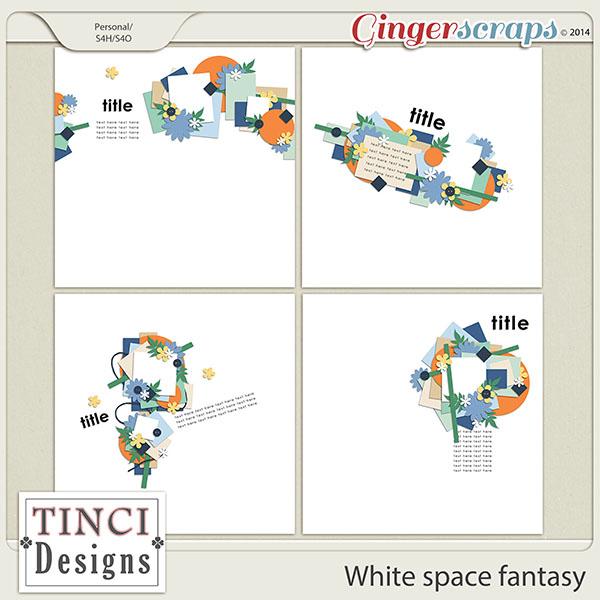 White space fantasy