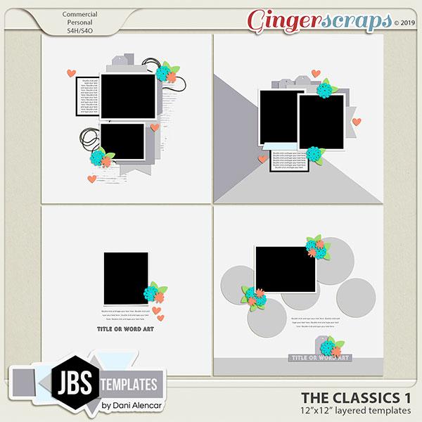 The Classics 1 Templates by JB Stiudio