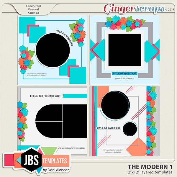 The Modern 1 Templates by JB Stiudio