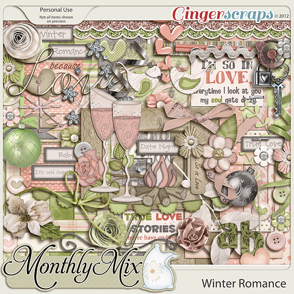Monthly Mix: Winter Romance