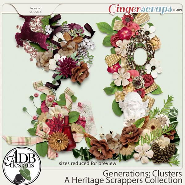 Generations Clusters by ADB Designs