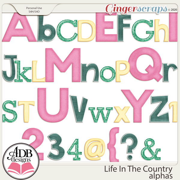 Life In The Country Alphas by ADB Designs