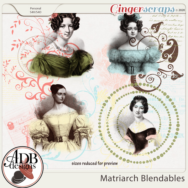 Matriarch Blendables by ADB Designs