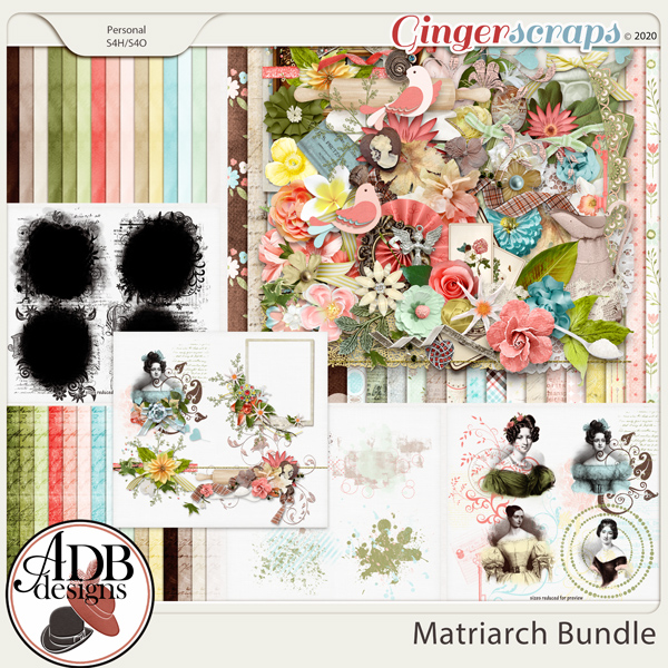 Matriarch Bundle by ADB Designs