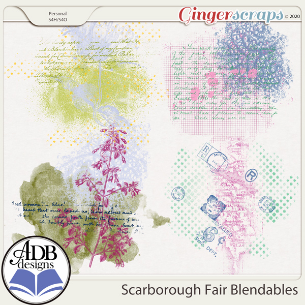 Scarborough Fair Blendables by ADB Designs