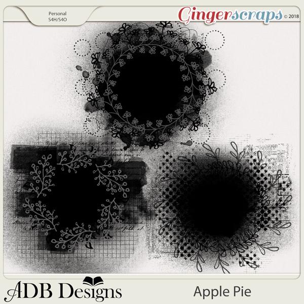 Apple Pie Masks