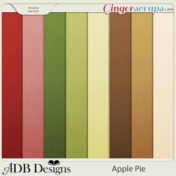 Apple Pie Ombre Solids by ADB Designs