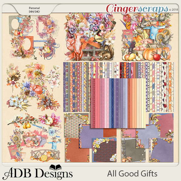All Good Gifts Bundle