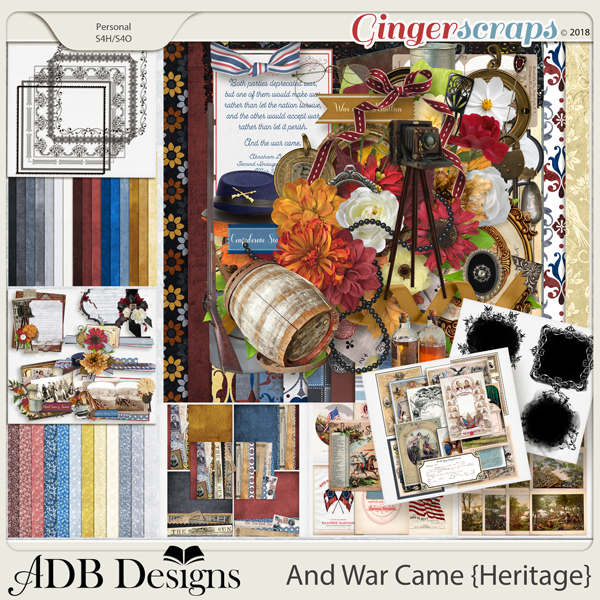And War Came Heritage Bundle