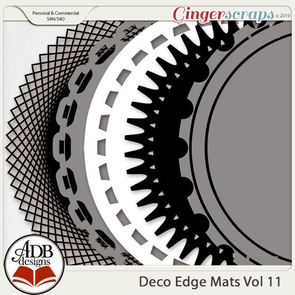 Deco Mats Vol 11 by ADB Designs