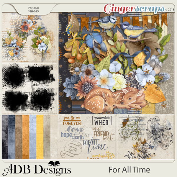 For All Time Bundle by ADB Designs