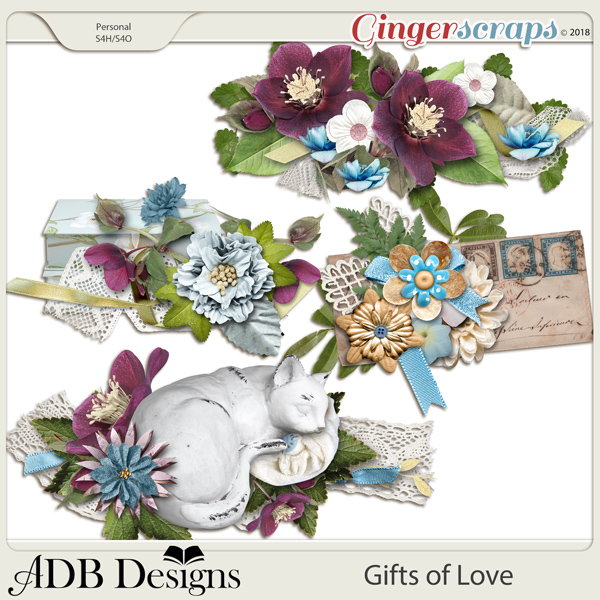 Gifts of Love Clusters