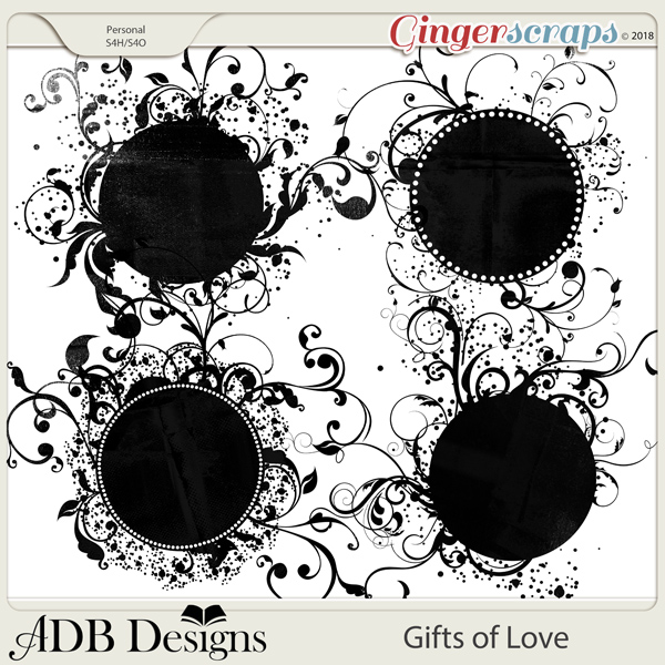 Gifts of Love Masks