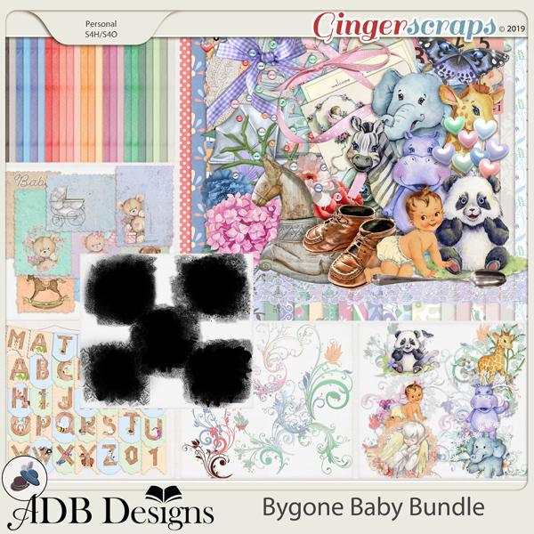 Bygone Baby Bundle by ADB Designs