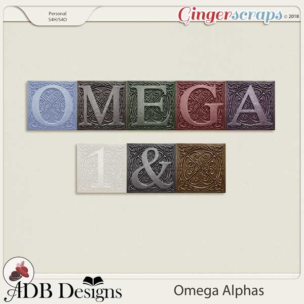 Omega Alphas by ADB Designs