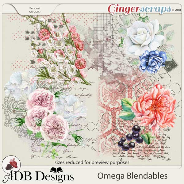 Omega Blendables by ADB Designs