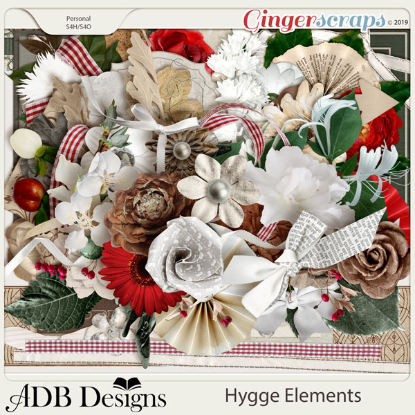 Hygge Elements by ADB Designs
