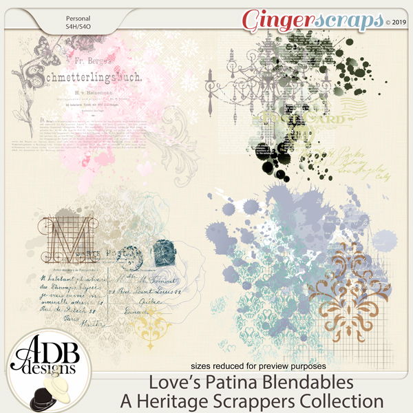 Love's Patina Blendables by ADB Designs