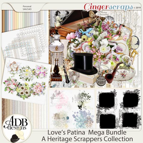 Love's Patina Bundle by ADB Designs