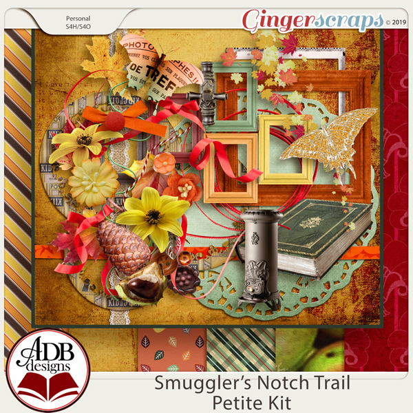 Smugglers Notch Trail Add On Mini by ADB Designs