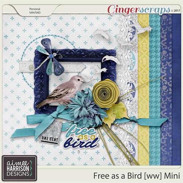 Free as a Bird Mini