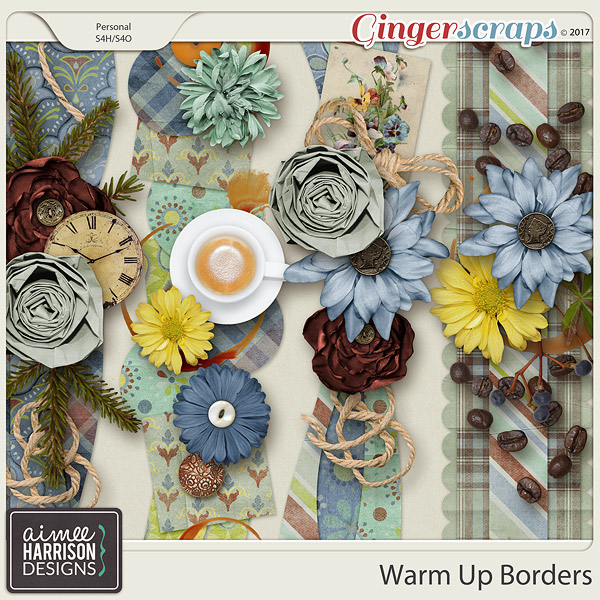 Warm Up Borders